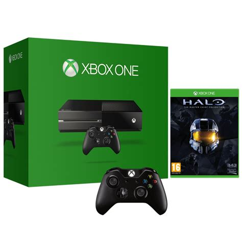 xbox  console halo  master chief collection