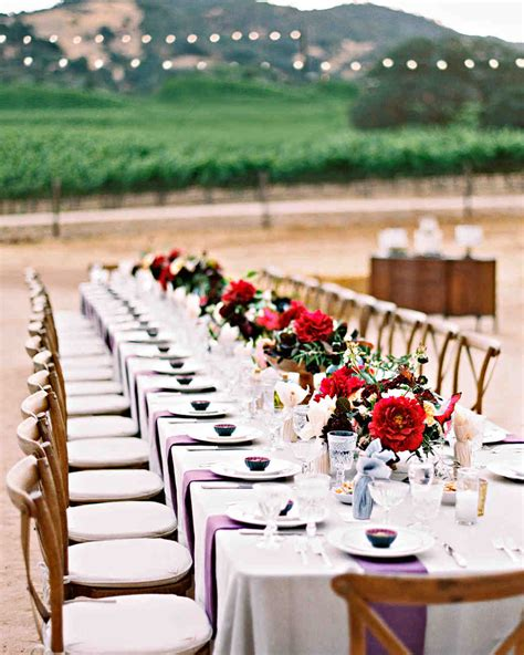 table charts for wedding reception 42 stunning banquet tables for your reception martha