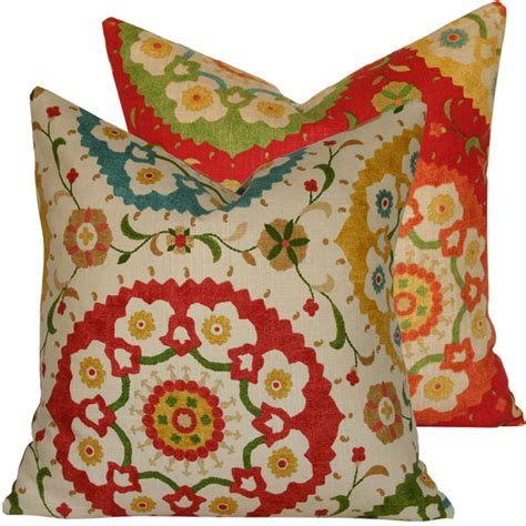 Large Decorative Pillows by Boho Large Throw Pillow Rosenberryrooms