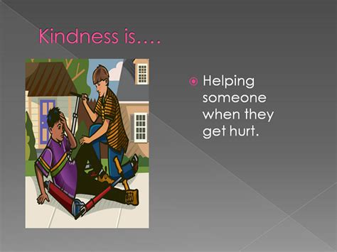kindness powerpoint activity   computer lab