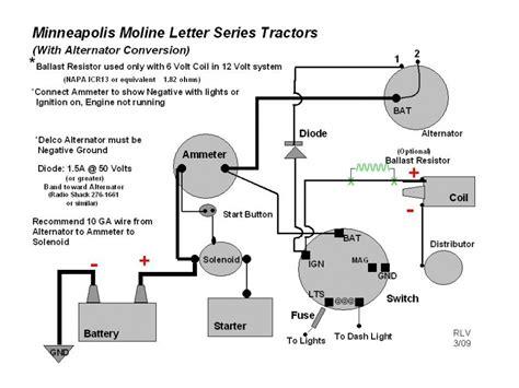 one wire alternator wiring diagram 3 wire alternator