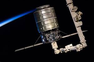 Cygnus Captured by Station Crew | NASA