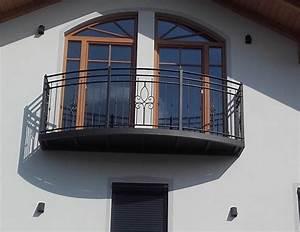 balkone metallbalkone balkongelander absturzsicherungen With französischer balkon mit anbau im garten