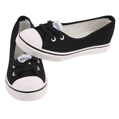 Boat Shoes Au by Casual Canvas Work Flats Loafers Slip On Soft