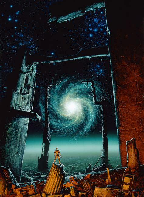 asimov search results  art  michael whelan