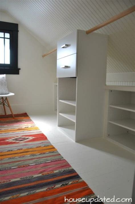 painted wood floors closet redo and closet on