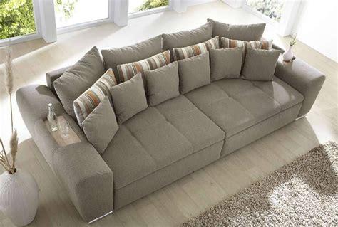 big sofa mit sessel big sofa bigsofa garnitur hellbraun braun grau neu 20805 einrichten big sofas sofa