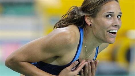 Us Athlete Lolo Jones Says Being A Virgin Is Harder Than