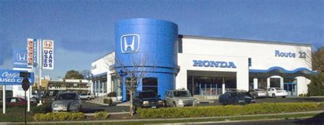 route  honda hillside nj  car dealership