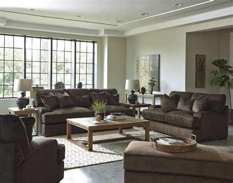 living room set bisenti chocolate living room set from 6530638