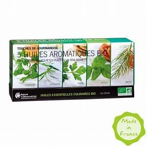 Coffret De Massage Nature Et Decouverte : coffret 5 huiles aromatiques bio nature d couvertes ~ Premium-room.com Idées de Décoration