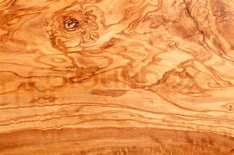 close  wooden olive texture background stock photo
