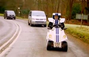 Jeremy Clarkson Invents A Hybrid Microcar  The P45
