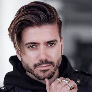 Coupe De Cheveux Homme Tendance : coupe tendance 2019 homme laissez vous tenter ~ Dallasstarsshop.com Idées de Décoration