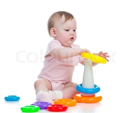 Baby Playing With Toy  Best Toys Collection