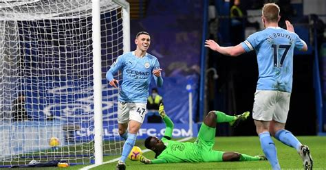 DeBruyne leads shorthanded Manchester City to romp over ...