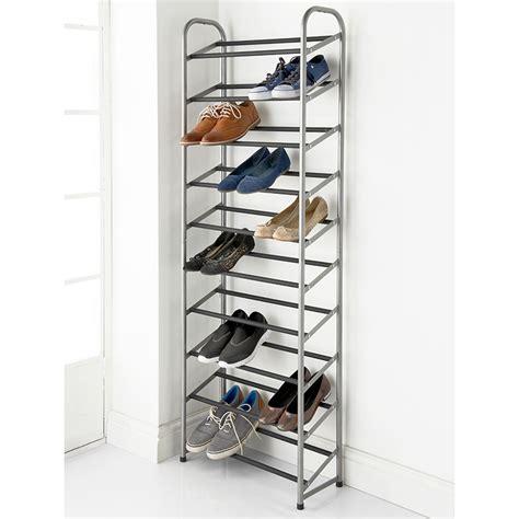 shoe rack shelving storage furniture