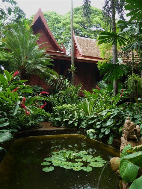 jim gardening bangkok fine silk teak mansions and afternoon tea andrew forbes
