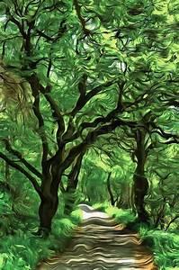 Bilder Bäume Gemalt : b ume gemalt mit acryl stockfoto colourbox ~ Orissabook.com Haus und Dekorationen