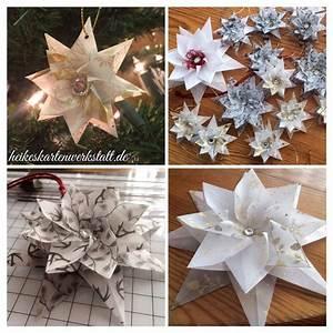 Sterne Aus Papier Falten : die besten 25 origami sterne ideen auf pinterest diy origami papiersterne und weihnachten ~ Buech-reservation.com Haus und Dekorationen
