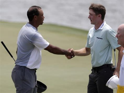 What's it like to play golf with Tiger Woods?   Winnipeg Sun