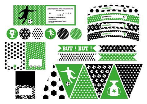 decoration football pour anniversaire deco foot anniversaire meilleures images d inspiration pour votre design de maison
