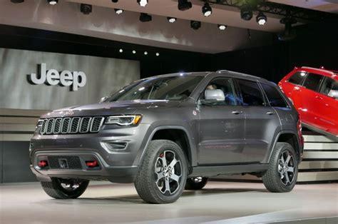 gray jeep grand cherokee 2017 2017 jeep grand cherokee trailhawk price summit limited
