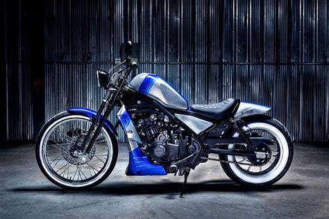 modifikasi motor honda rebel cmx gaya bobber