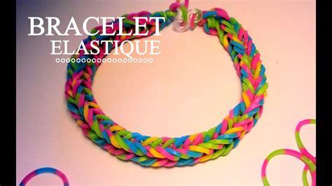 comment faire un bracelet 233 lastique sans machine doovi