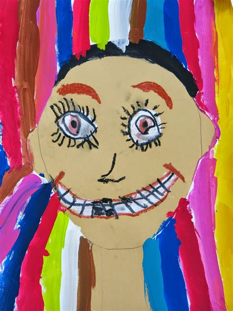 Cassie Stephens In The Art Room My Fave Portrait Lessons