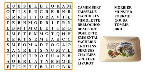 jeu de mots cuisine mots m 234 l 233 s fromages le de ludovica