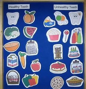Dental Health Felt Board with Clip Art | i want to teach ...