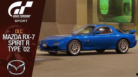 Mazda Rx-7 Spirit R Type A ´02