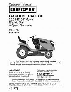 Garden Tractor Diesel Engine