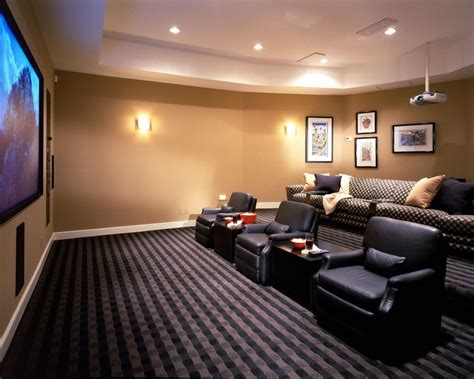 media room ideas to complete your house with modernity