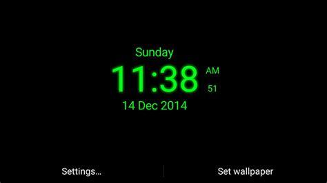 Digital Lock Wallpaper by Digital Clock Live Wallpaper Apk Free