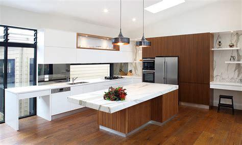 encimeras de marmol una opcion  la cocina cocinas