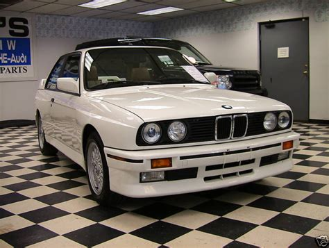 White Bmw For Sale by 28k Bmw E30 M3 For Sale In Alpine White German