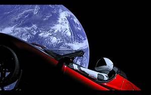 Tesla Dans Lespace : starman o est la tesla de l 39 espace aujourd 39 hui ce site vous le montre tech numerama ~ Nature-et-papiers.com Idées de Décoration
