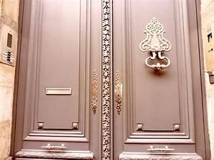 ferronnerie d39art atelier fer emeraude bordeaux heurtoir With heurtoir de porte d entrée