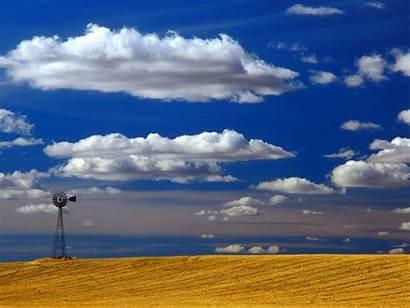 Eastern Washington Windmill Mountain Windmills North Tallest