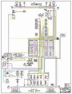 Drag Race Car Wiring Diagram