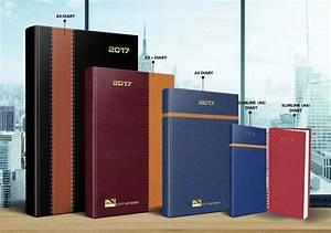Imitation Leather Diary    Case Bound Fully Customised