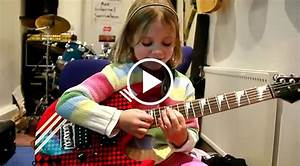 adorable 8 year absolutely nails sweet child o