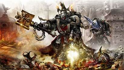 Imperial Guard 40k Warhammer Wallpapers Widescreen Resolution