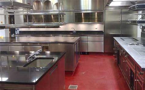 revetement sol cuisine professionnelle sol résine cuisine restaurant