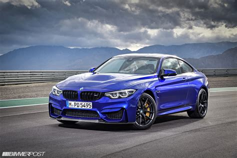 introducing the bmw m4 cs