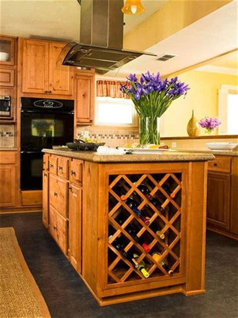 kitchen island with wine rack kitchen island wine rack woodworking projects plans
