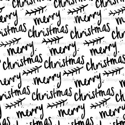 Coloring Xms Gift Wrap by Merry Giftwrap Kaseygillingham Spoonflower