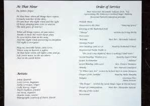 wording for funeral program best photos of funeral order of service template funeral
